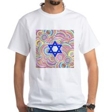 The Star of David and the Circles. T-Shirt