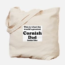 Cornish dad looks like Tote Bag