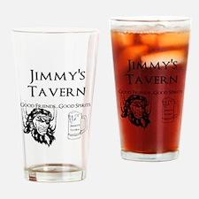 Personalized Pub Bar Drinking Glass