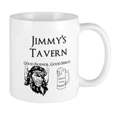 Personalized Pub Bar Mugs