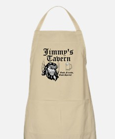 Personalized Bar Man Cave Logo Apron
