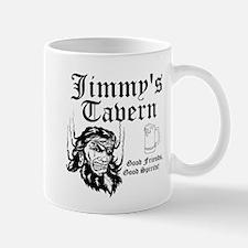 Personalized Bar Man Cave Logo Mugs