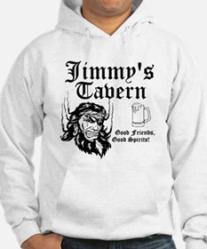Personalized Bar Man Cave Logo Hoodie