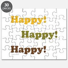 Happy! Happy! Happy! Puzzle