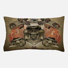 Skulls Pillow Case