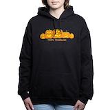 Halloween Hooded Sweatshirt
