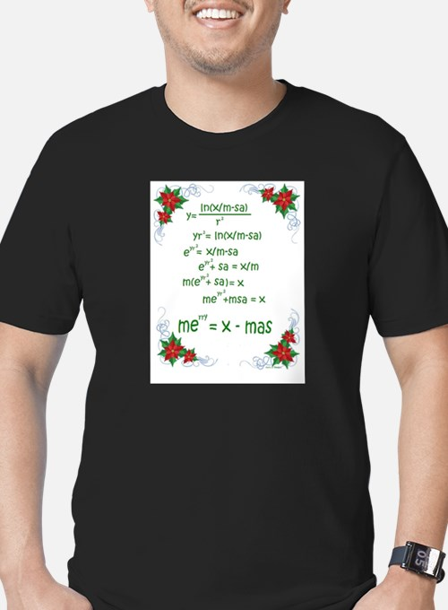 Christmas Math T-Shirt