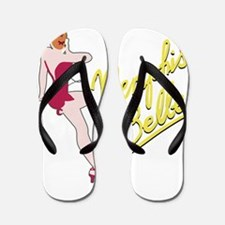 Unique Air Flip Flops