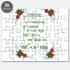 Christmas Math Puzzle