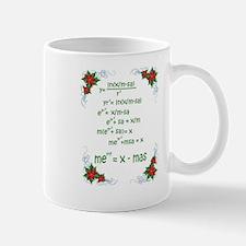 Christmas Math Mugs