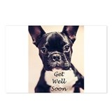 French bulldog Postcards