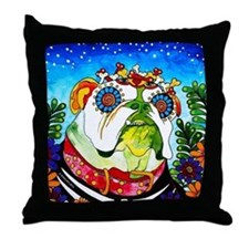 Cute Southwestern style Throw Pillow