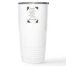 A product name Travel Mug