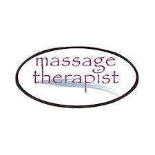 Massage Therapist Patches