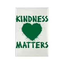 Kindness Matters Rectangle Magnet Magnets