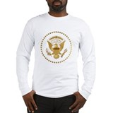 Presidential seal Long Sleeve T Shirts