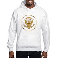 Gold Presidential Seal Hoodie