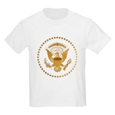 Gold Presidential Seal T-Shirt