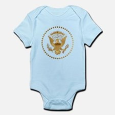 Gold Presidential Seal Infant Bodysuit