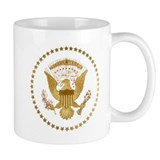 White house Coffee Mugs