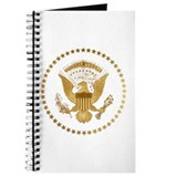 White house Journals & Spiral Notebooks