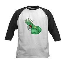 Green Parrot Baseball Jersey