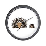 Hedgehog Wall Clocks