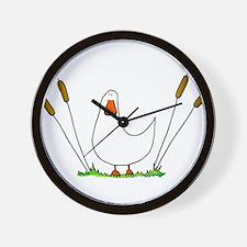 Ducky! Wall Clock