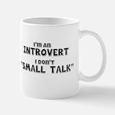 Introvert Mugs