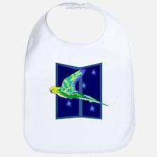 Parakeet Flying Bib