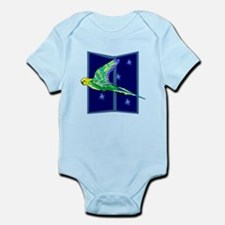Parakeet Flying Body Suit