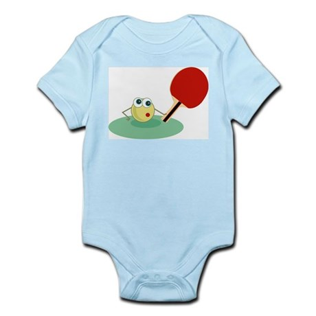 Table Tennis Infant Creeper
