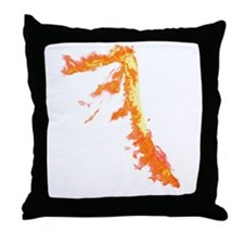 Supernatural - Mark of Cain Throw Pillow