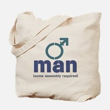 T-Man Assembly Tote Bag