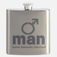 T-Man Assembly Flask