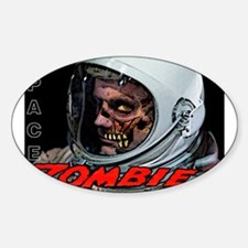 Space Zombie Decal