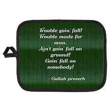 Gullah Proverb Potholder