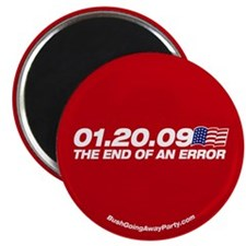 End error Magnet