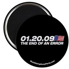Unique End error Magnet