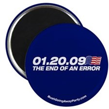Cool End error Magnet