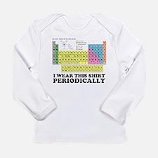 Funny Long Sleeve Infant T-Shirt
