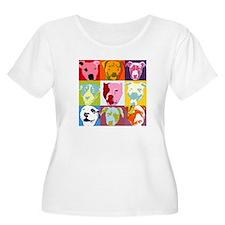 Funny Pitbulls T-Shirt