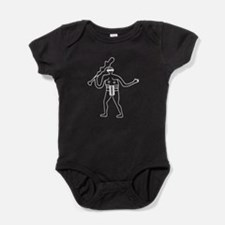Censored Cerne Abbas Giant Baby Bodysuit