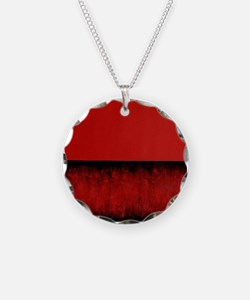 ROTHKO_RED HOT CHRISTMAS Necklace