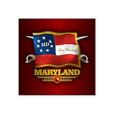 Maryland DV Sticker