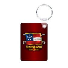 Maryland DV Keychains