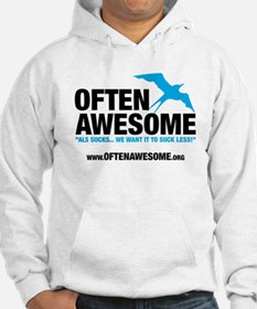 Often Awesome Logo Hoodie