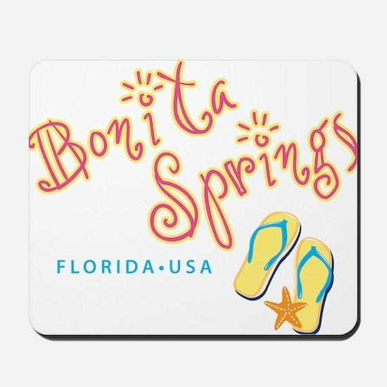 Bonita Springs - Mousepad