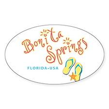 Bonita Springs - Decal