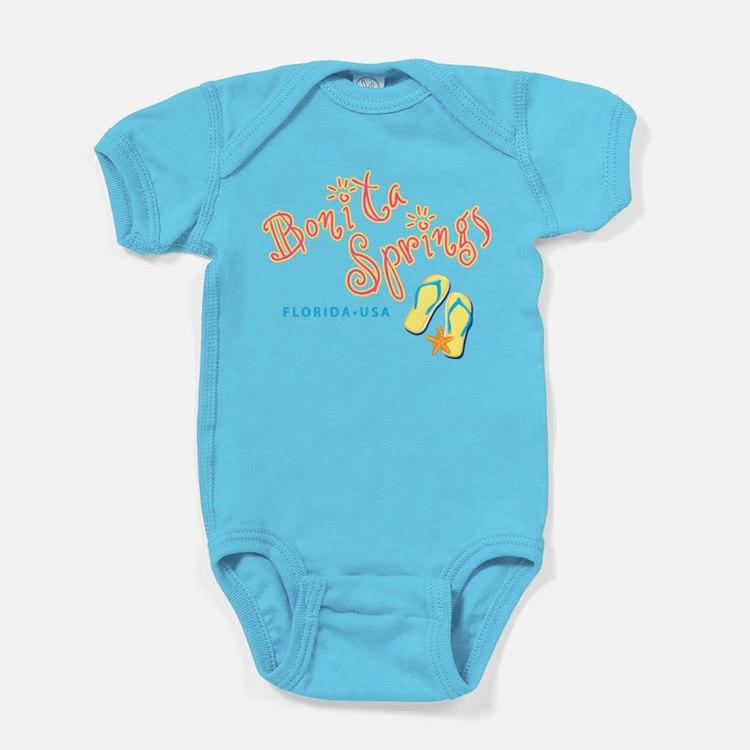 Bonita Springs - Baby Bodysuit